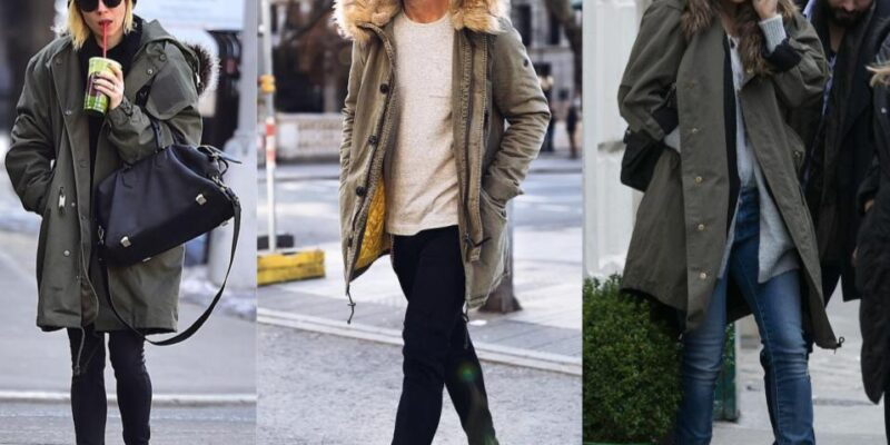 How to Wear A Parka?