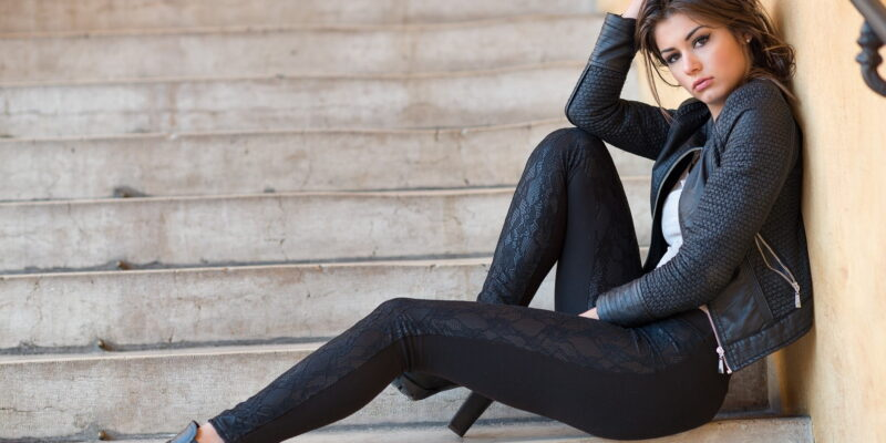 Style Yourself with Colourful Ladies Leggings - Latest Fashion Ways!